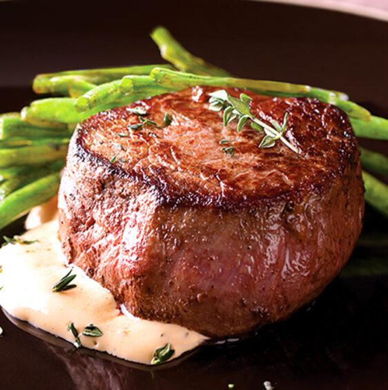 Премиальный стейк из говяжьей вырезки
