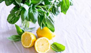 Лимонный маринад для стейков