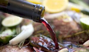 Винный маринад для стейков